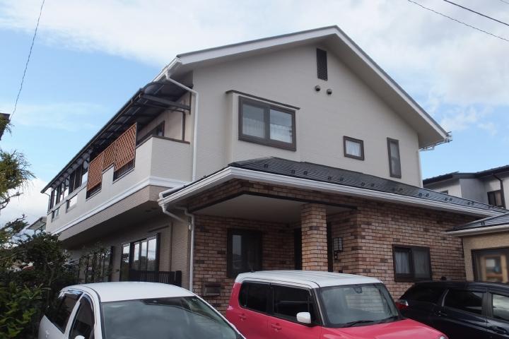 品のある仕上がりになり、お家の印象も明るく生まれ変わりました。